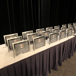 Awards Table