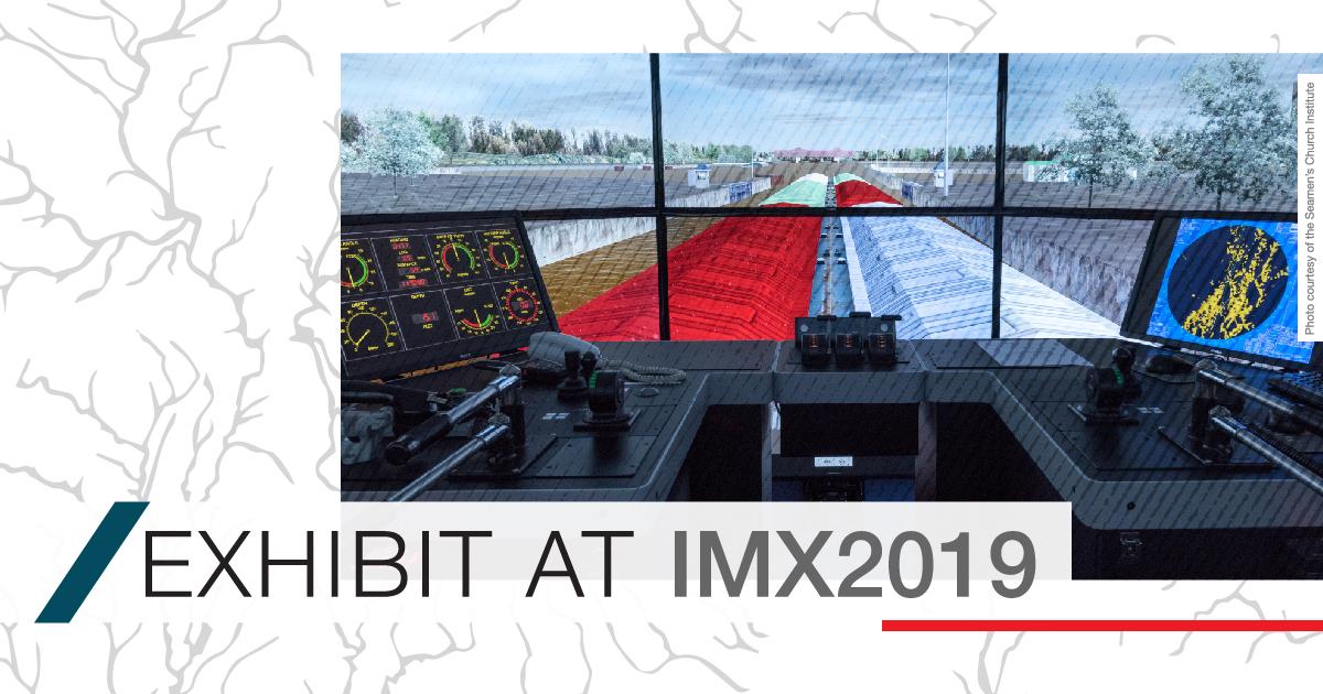 Exhibit at IMX2019