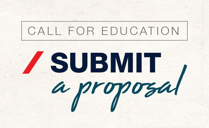 Submit an education proposal