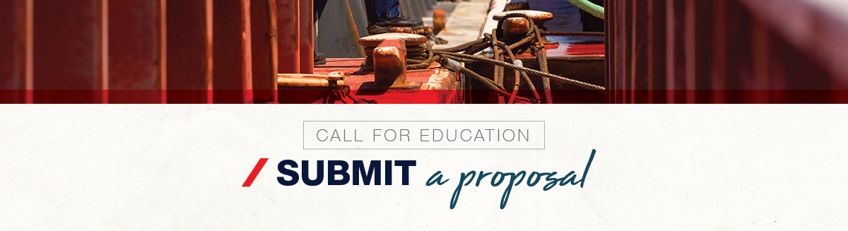 Submit an IMX2020 Education Proposal